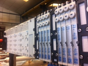 montaje de maquinaria componentes neumaticos